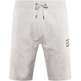 Peak Performance Ground Shorts Men Med Grey Melange